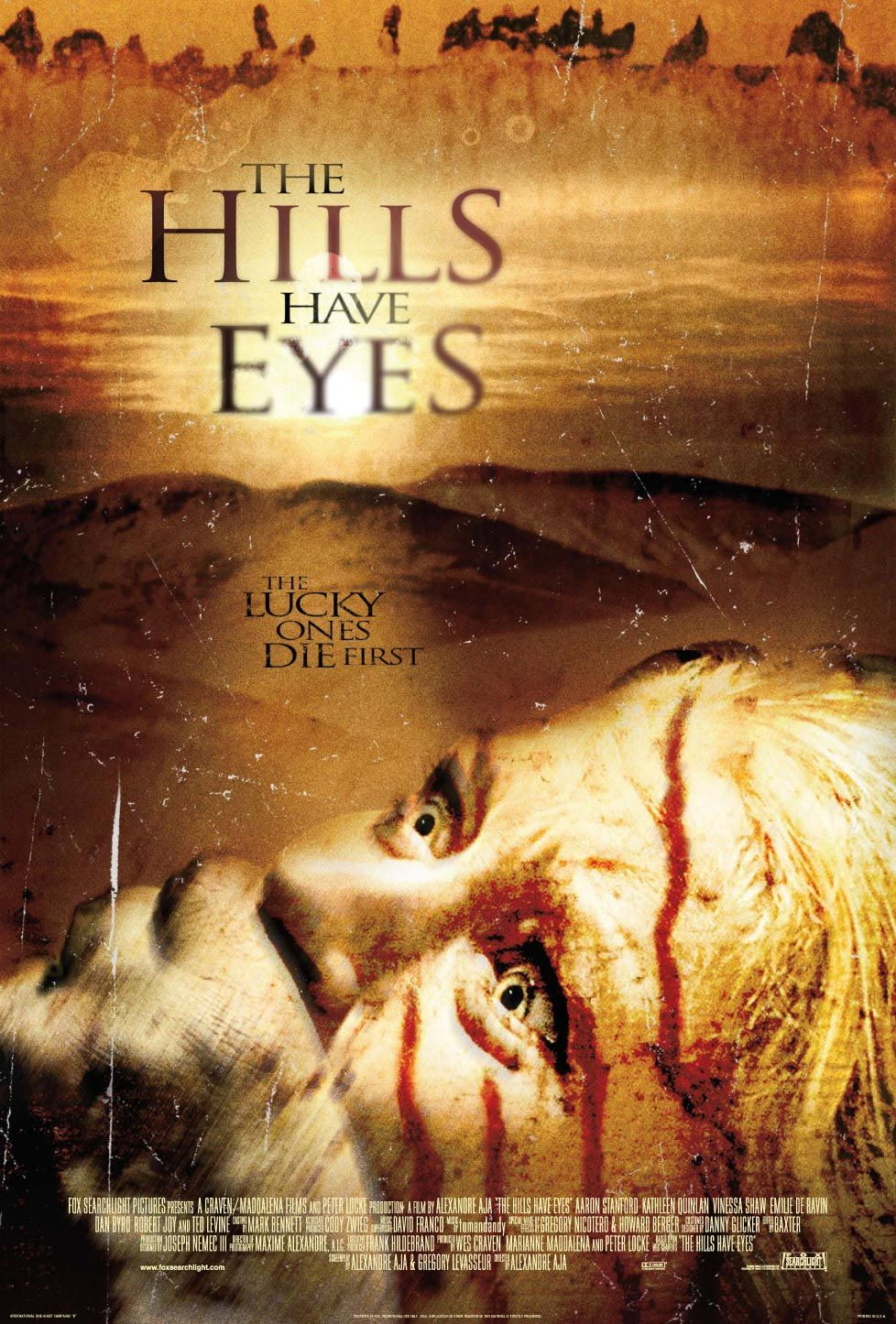 Tepenin Gözleri – The Hills Have Eyes (2006)