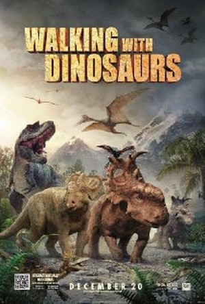 Dinozorlarla Yürümek – Walking With Dinosaurs (2013)