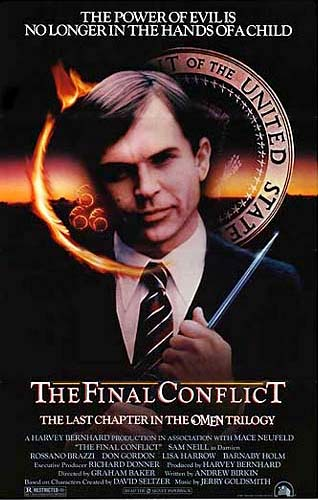 Kehanet 3 – Omen III: The Final Conflict (1981)