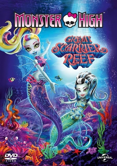 Monster High The Great Scarrier Reef (2016)