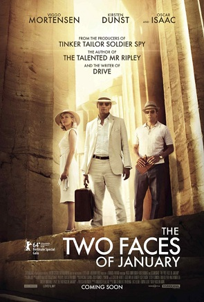 Ocak Ayının İki Yüzü – The Two Faces of January (2014)