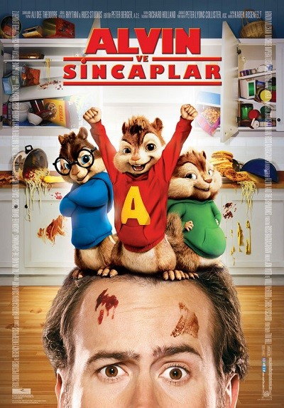 Alvin ve Sincaplar – Alvin and the Chipmunks (2007)