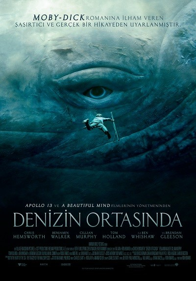 Denizin Ortasında – In the Heart of the Sea (2015)