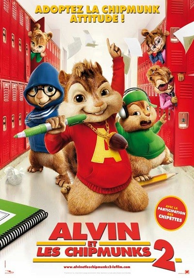 Alvin ve Sincaplar 2 (2009)