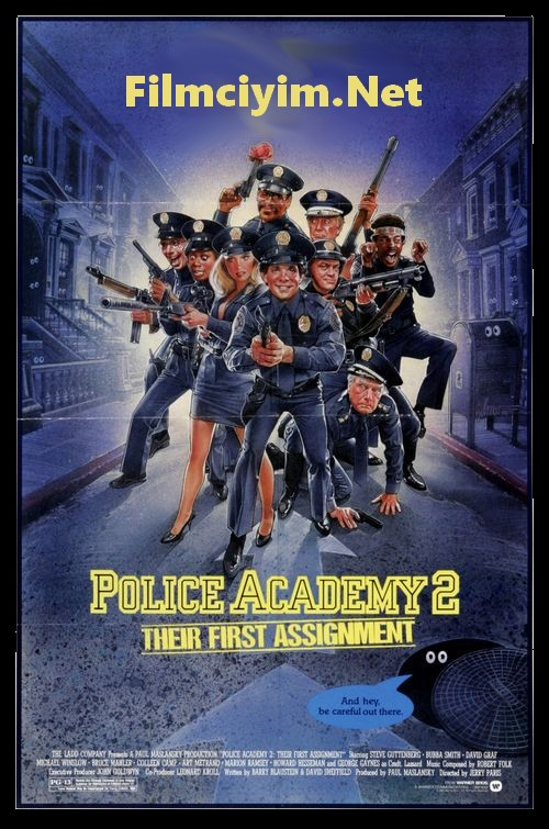 Polis Akademisi 2 – Police Academy 2: Their First Assignment (1985)