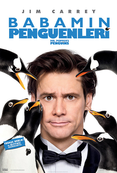 Babamın Penguenleri – Mr. Popper's Penguins (2011)