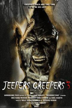 Kabus Gecesi – Jeepers Creepers (2001)