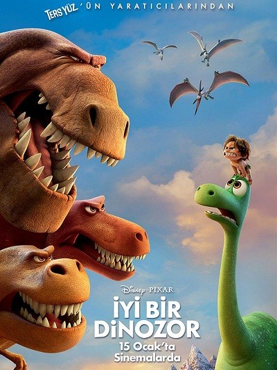 İyi Bir Dinozor – The Good Dinosaur (2015)
