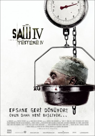 Testere 4 – Saw 4 (2007)