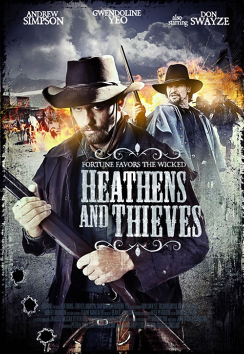 Hırsızlar ve Günahkarlar – Heathens And Thieves (2012)