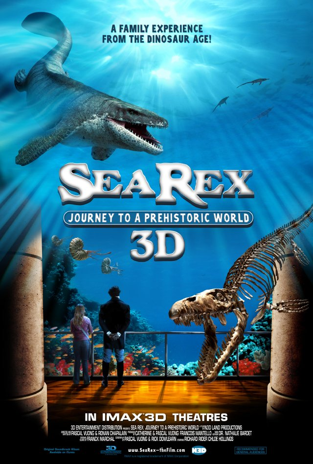 Sea Rex: Journey to a Prehistoric World (2010)