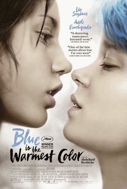 Mavi En Sıcak Renktir – Blue is the warmest colour (2013)