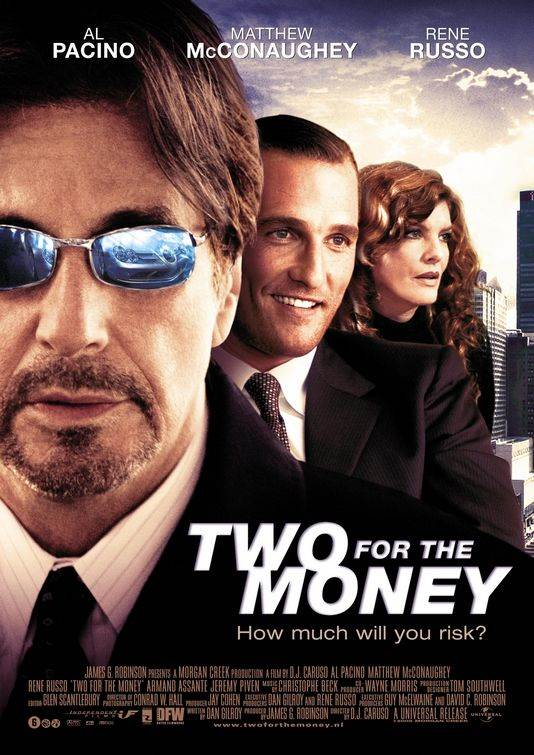 Kirli Para – Two For The Money (2005)