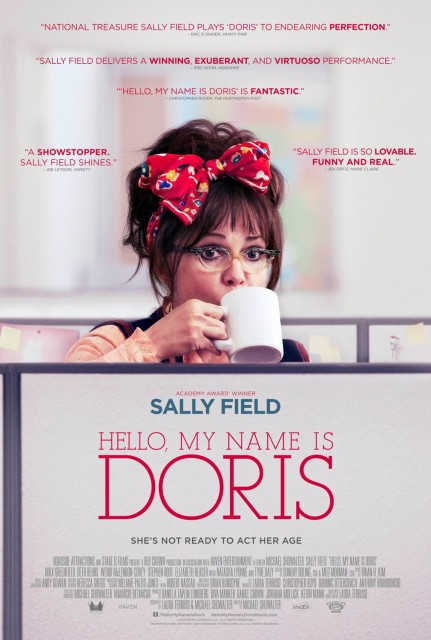 Merhaba , Benim Adım Doris – Hello, My Name Is Doris (2015)