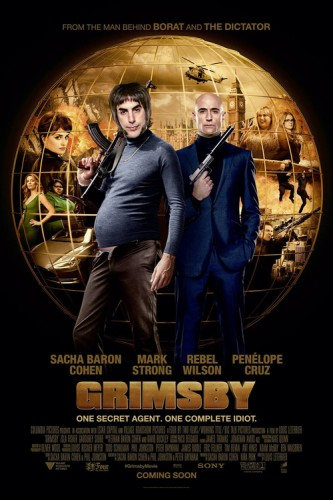 Grimsby Kardeşler – The Brothers Grimsby (2016)