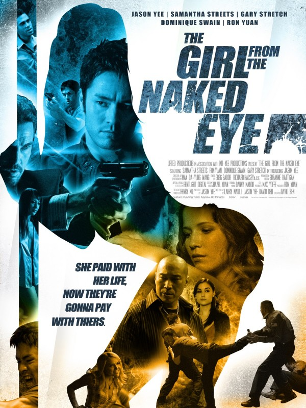 Çıplak Gözlü Kız – The Girl from the Naked Eye (2012)