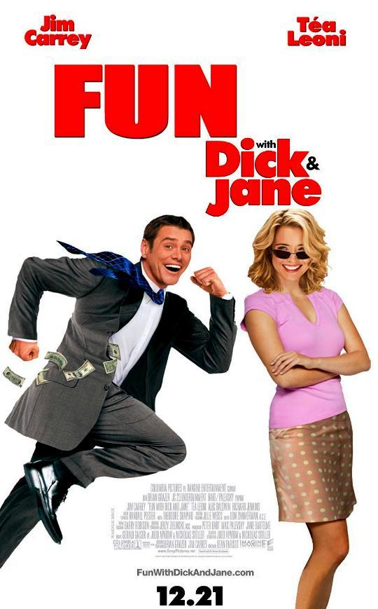 Dick ve Jane İşbaşında – Fun With Dick And Jane (2005)