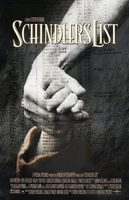 Schindler'in Listesi – Schindler's List (1993)