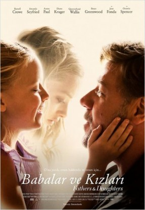 Babalar ve Kızları – Fathers and Daughters (2015)