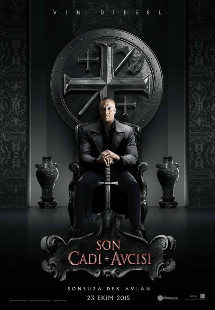 Son Cadı Avcısı – The Last Witch Hunter (2015)
