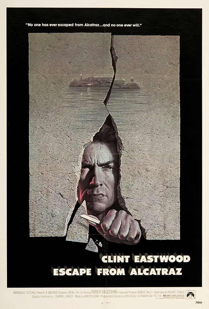 Alcatraz'dan Kaçış – Escape From Alcatraz (1979)