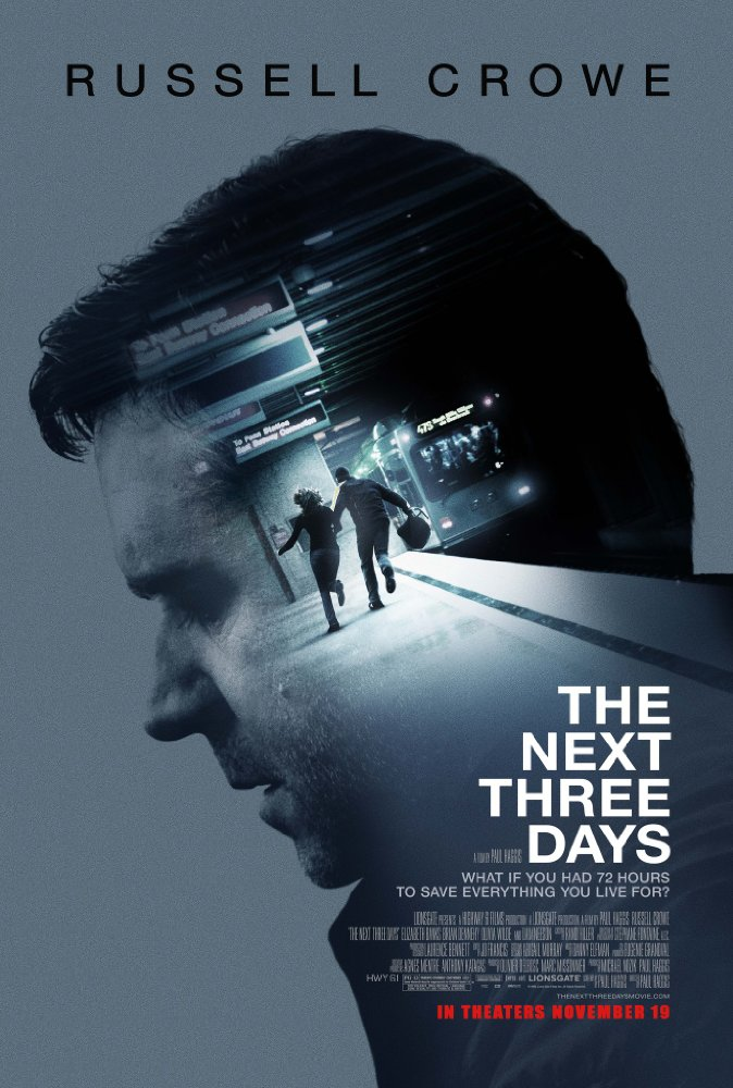 Kaçış Planı – The Next Three Days (2010)
