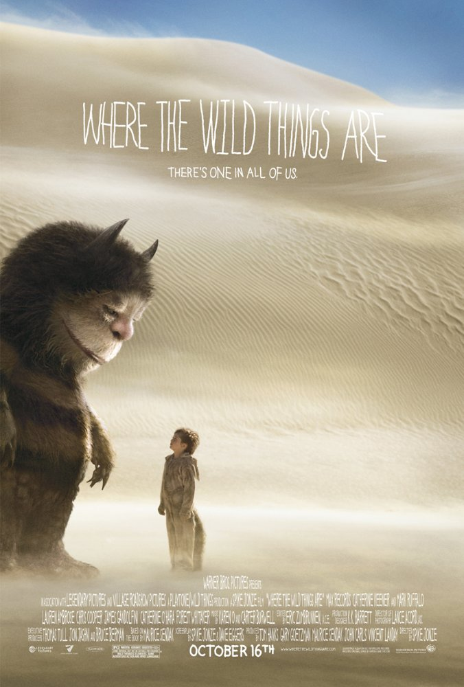 Arkadaşım Canavar – Where The Wild Things Are (2009)