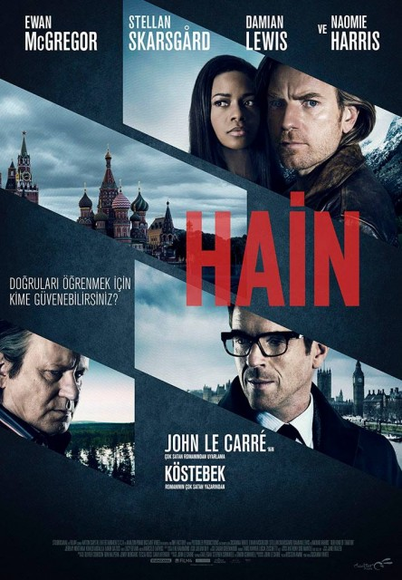 Hain – Our Kind of Traitor (2016)