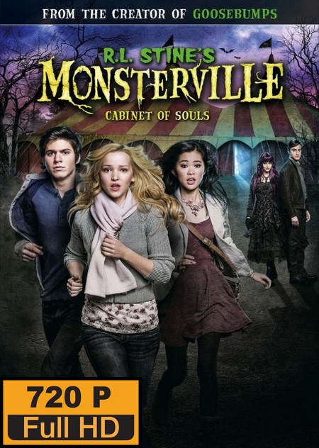Canavarlar Şehri: Ruhlar Odası – R.L. Stine's Monsterville: The Cabinet of Souls (2015)