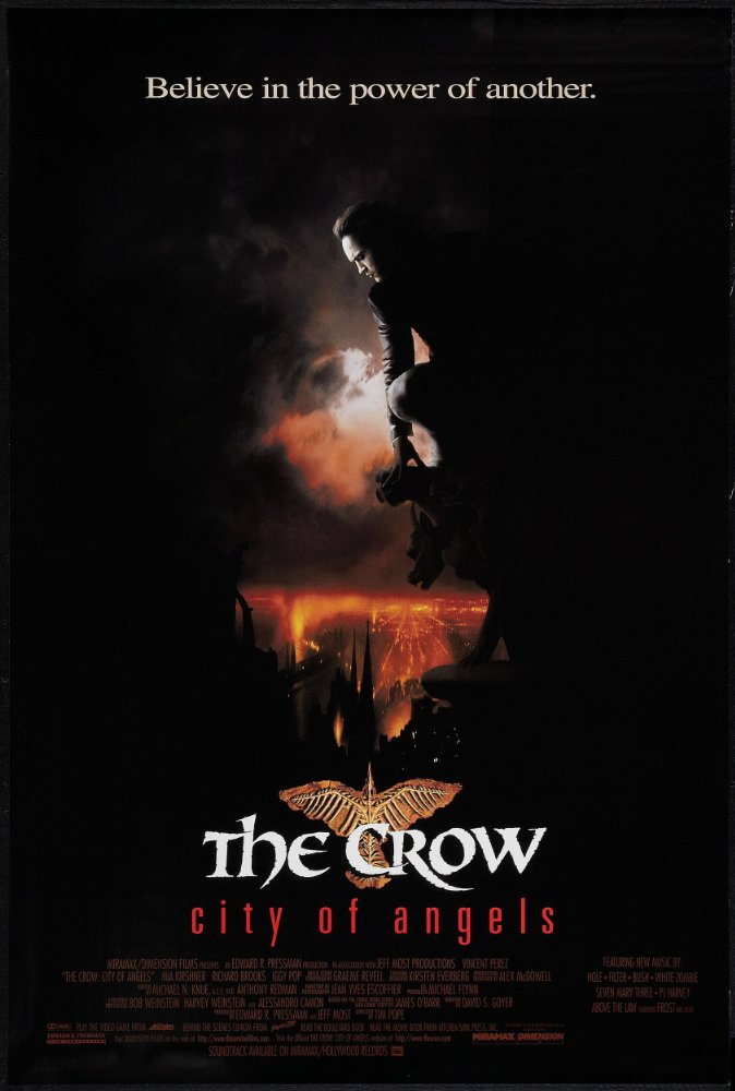 Karga 2: Melekler Şehri – The Crow: City Of Angels (1996)