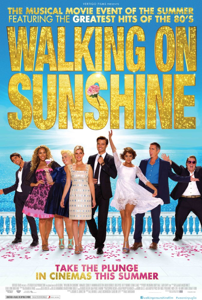 İtalya Tatili – Walking on Sunshine (2014)