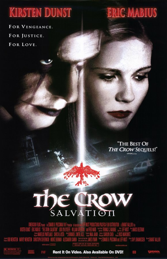 Karga 3: Kurtuluş – The Crow: Salvation (2000)