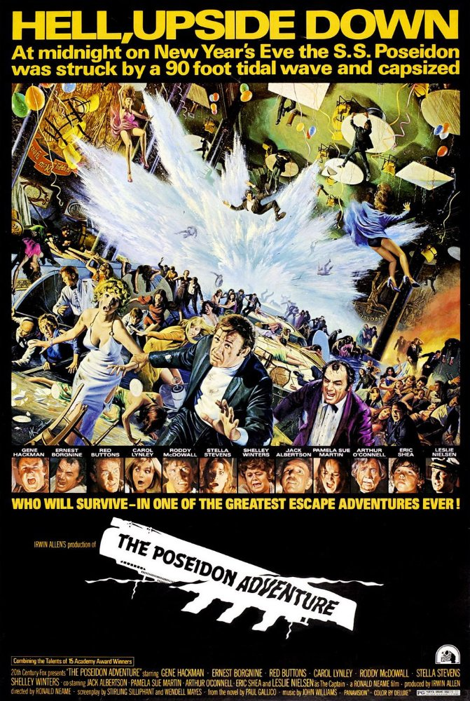 Poseidon Macerası – The Poseidon Adventure (1972)