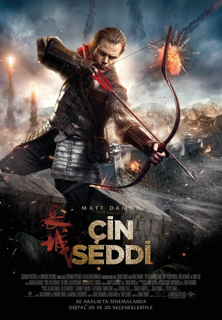 Çin Seddi – The Great Wall (2016)