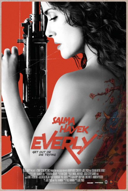 İntikam Kapanı – Everly (2014)