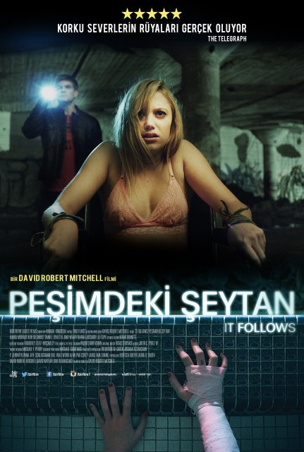 Peşimdeki Şeytan – It Follows (2014)