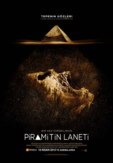 Piramit'in Laneti – The Pyramid (2014)