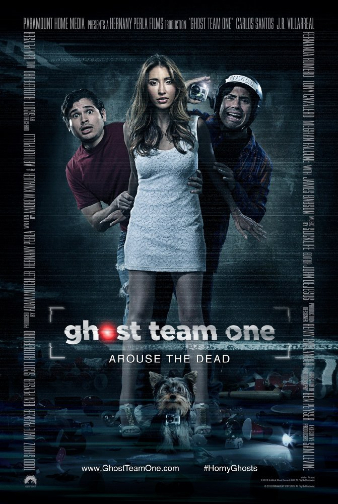 Hayalet Ekibi – Ghost Team One (2013)