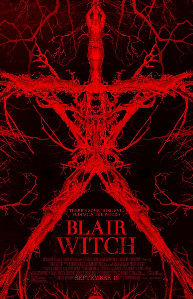 Blair Cadısı – Blair Witch (2016)