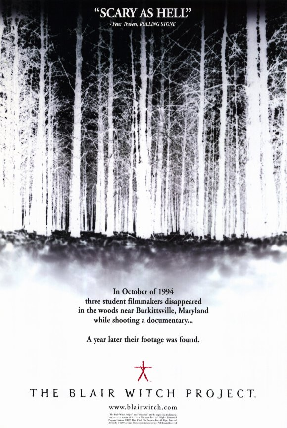 Blair Cadısı – The Blair Witch Project (1999)