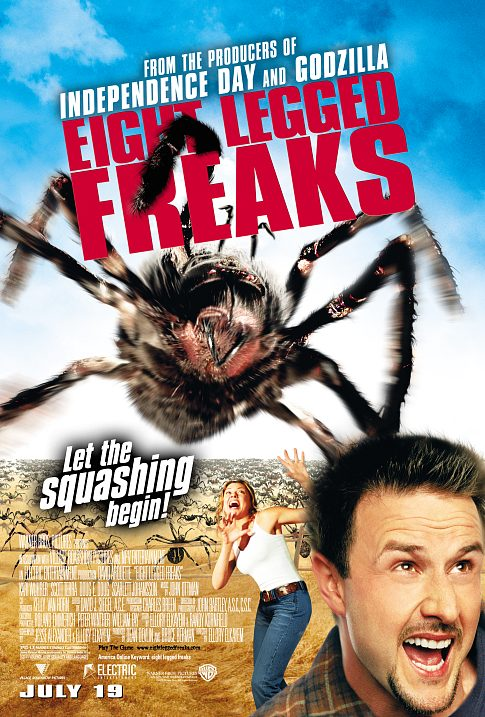 Sekiz Bacaklı Canavarlar – Eight Legged Freaks (2002)