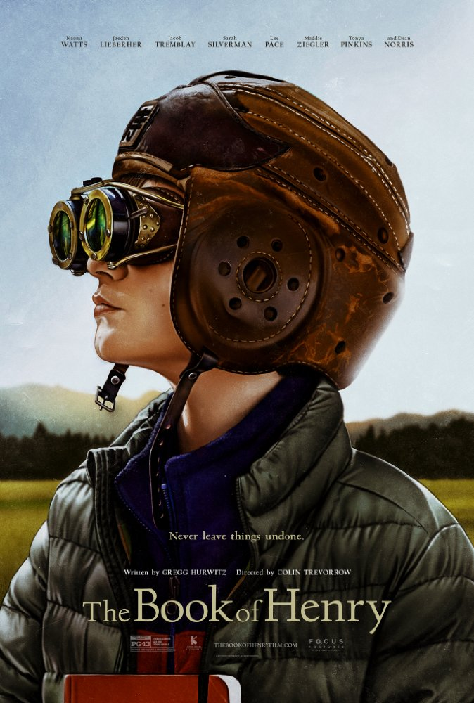 Henry'nin Kitabı – The Book of Henry (2017)