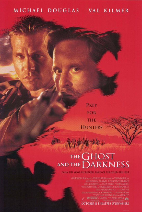 Hayaletler ve Karanlık – The Ghost And The Darkness (1996)
