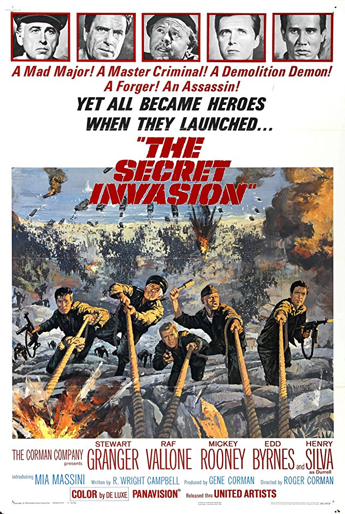 Gizli İstila – The Secret Invasion (1964)