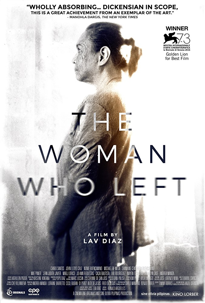 Giden Kadın – The Woman Who Left – Ang Babaeng Humayo (2016)