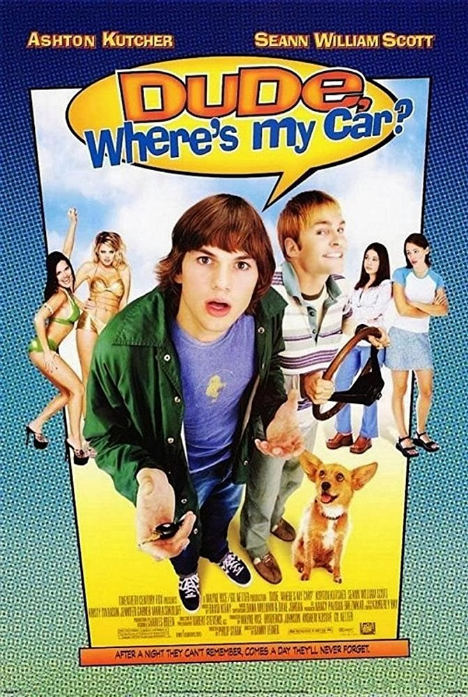 Çılgınlar Ve Sevgililer – Dude, Where's My Car (2000)