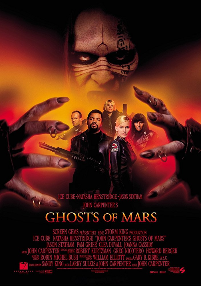 Mars'taki Hayaletler – Ghosts Of Mars (2001)