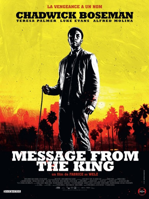 Kralın Mesajı – Message from the King (2016)