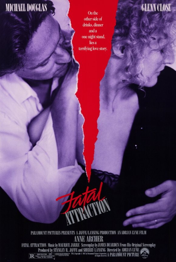 Öldüren Cazibe – Fatal Attraction (1987)