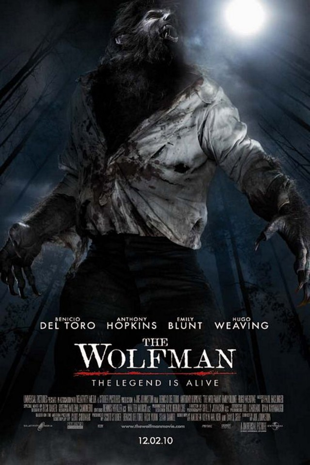 Kurt Adam – The Wolfman (2010)